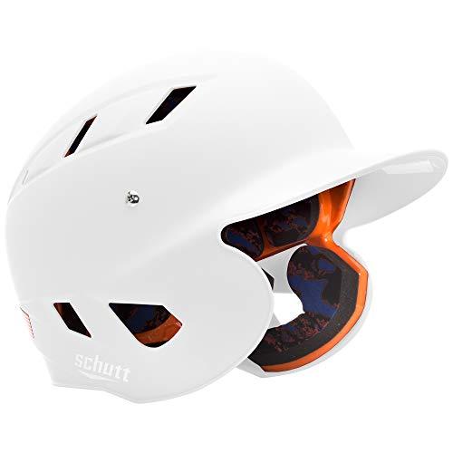Schutt Sports AiR 5.6 Baseball Batter's Helmet, Small, Matte White