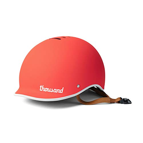 Thousand Adult Bike Helmet - Heritage Collection - Daybreak Red, Small