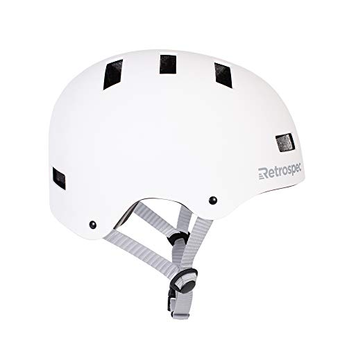 Retrospec cm-1 Bicycle/Skateboard Helmet for Adult CPSC Certified Commuter, Bike, Skate ,...