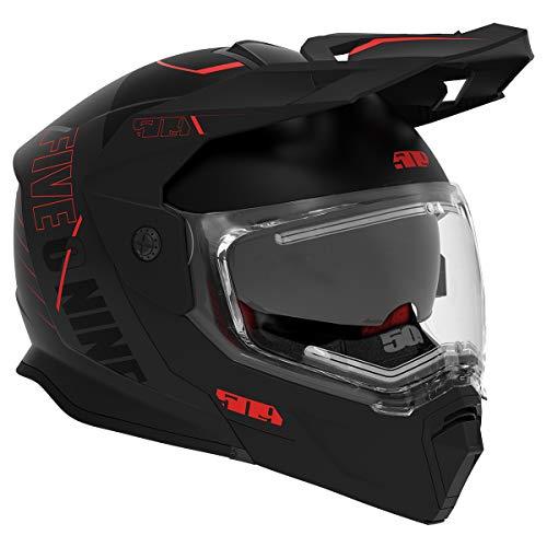 509 Delta R4 Ignite Helmet (Black Aura - X-Large)