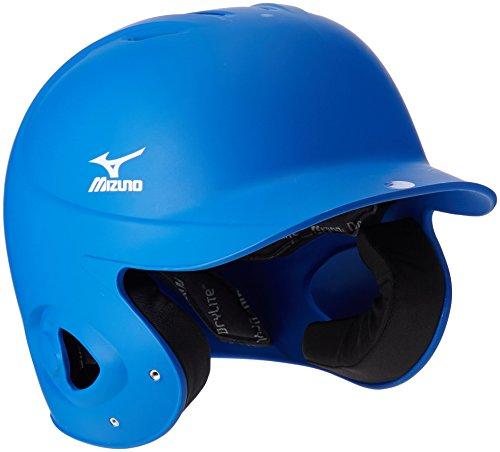 Mizuno MBH200 MVP G2 Fitted Batter's Helmet (Royal, 6 3/4-7-Inch)