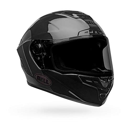 Bell Star DLX MIPS Helmet (Lux Checkers Matte/Gloss Black/Root Beer - Large)