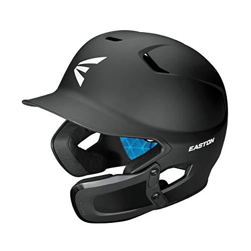 EASTON Z5 2.0 Batting Helmet w/ Universal Jaw Guard, Baseball Softball, Junior, Matte...