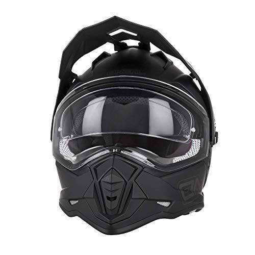 O'Neal 0817-503 unisex-adult full-face style Sierra II Helmet Flat Black M (57/58cm), MED