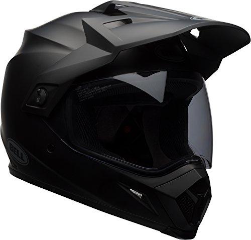 Bell MX-9 Adventure MIPS Dirt Helmet (Matte Black - Medium)