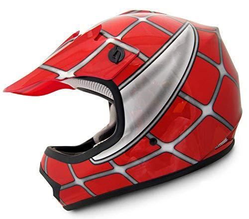 SmartDealsNow DOT Youth & Kids Helmet for Dirtbike ATV Motocross MX Offroad Motorcyle...
