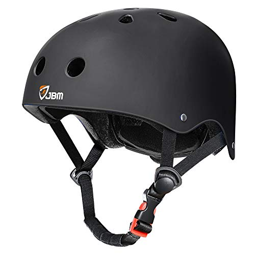 JBM Helmet for Multi-Sports Bike Cycling, Skateboarding, Scooter, BMX Biking, Two Wheel...