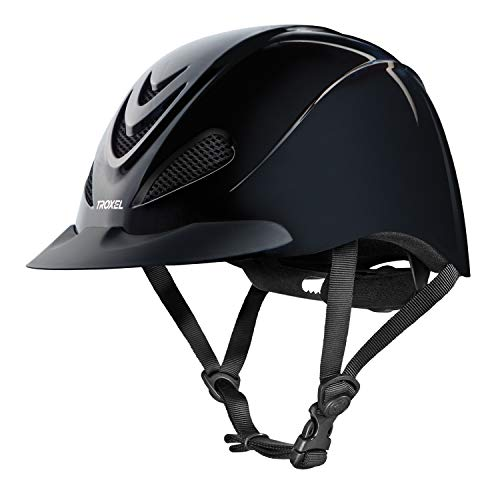 Troxel Liberty Horseback Riding Helmet, Extra Large (7 3/8 - 7 3/4)