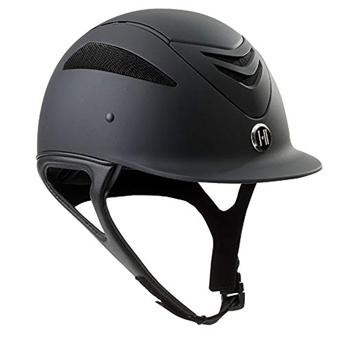 One K Unisex Defender Protective Riding Helmet, Black Matte, X-Large