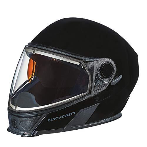 Ski-Doo 2021 Oxygen Helmet Black L (DOT)