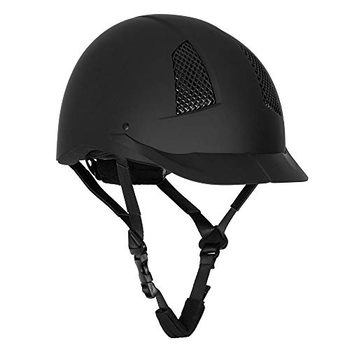 TuffRider Starter Horse Riding Safety Helmet | Schooling Protective Head Gear for...