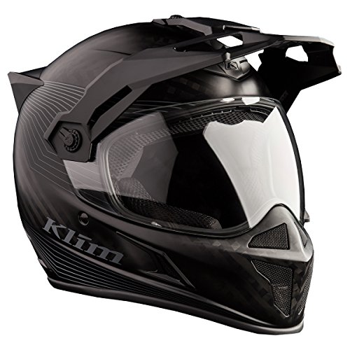 KLIM Krios Helmet MD Stealth Matte Black ECE/DOT