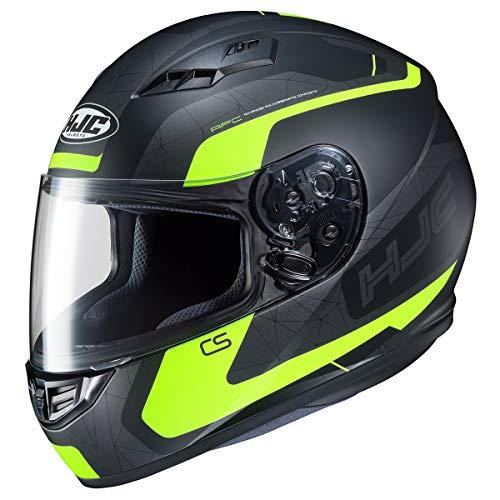 HJC CS-R3 Dosta Adult Snowmobile Helmet - MC-3HSF / Large