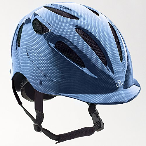 Ovation Women's Protege Riding Helmet, Denim, X-Small/Small
