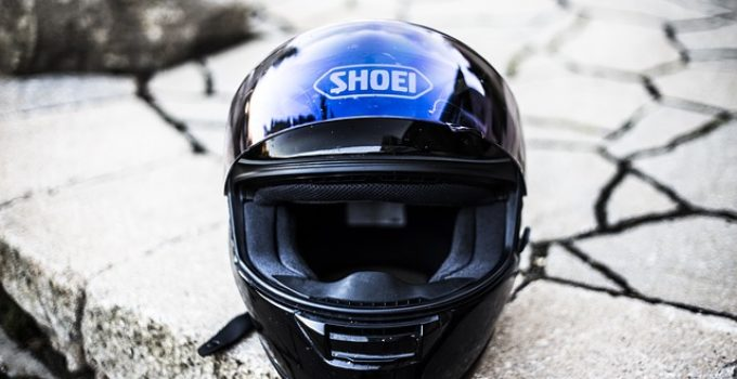 How to paint a motorcycle helmet flat black