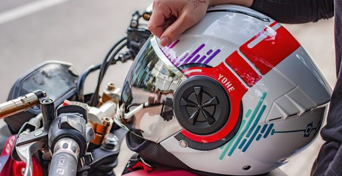 How tight should a motorcycle helmet be