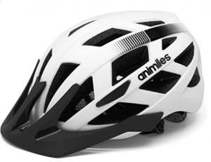 ANIMILES Lightweight Bike Helmet