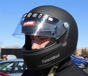 My own review of the RaceQuip Snell approved Helmet