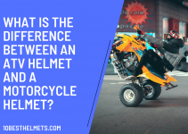 Difference Between an ATV Helmet and A Motorcycle Helmet