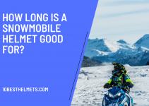 How Long Is a Snowmobile Helmet Good for