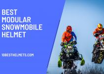 Modular Snowmobile Helmet